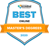 Best Accredited Online Master's Degrees 2020