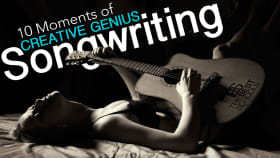 10 Moments of Creative Genius in Songwriting