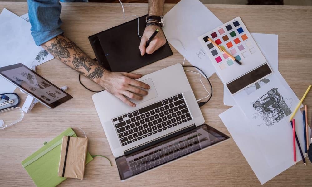 Best Online Bachelor S In Graphic Design 2020 Thebestschools Org