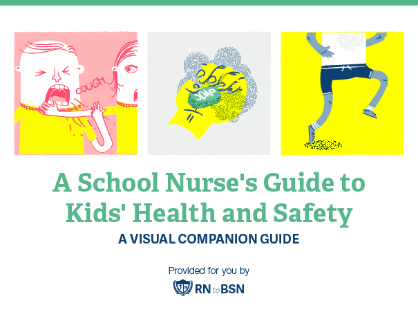 School Nurse' Guide to Kids' Health & Safety - RNtoBSN org