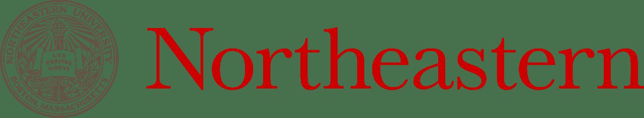 Northeastern University logo