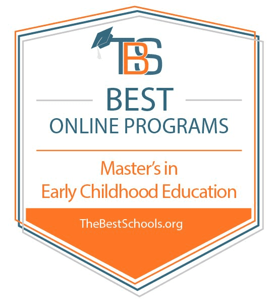 The 30 Best Online Master's in Early Childhood Education