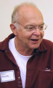 Image of Donald E. Knuth