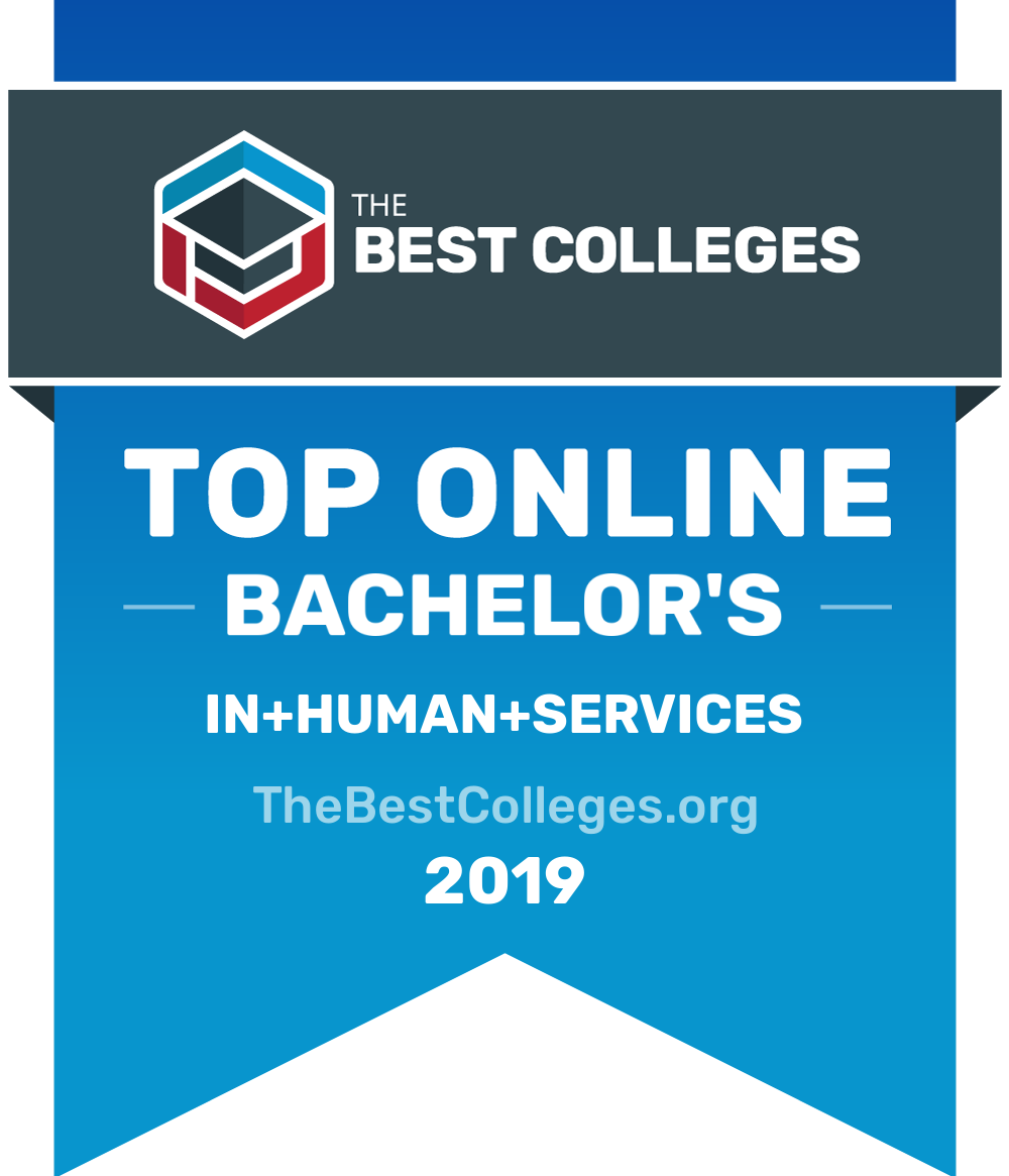 Top 25 Online Bachelor's in Human Services Programs for 2018