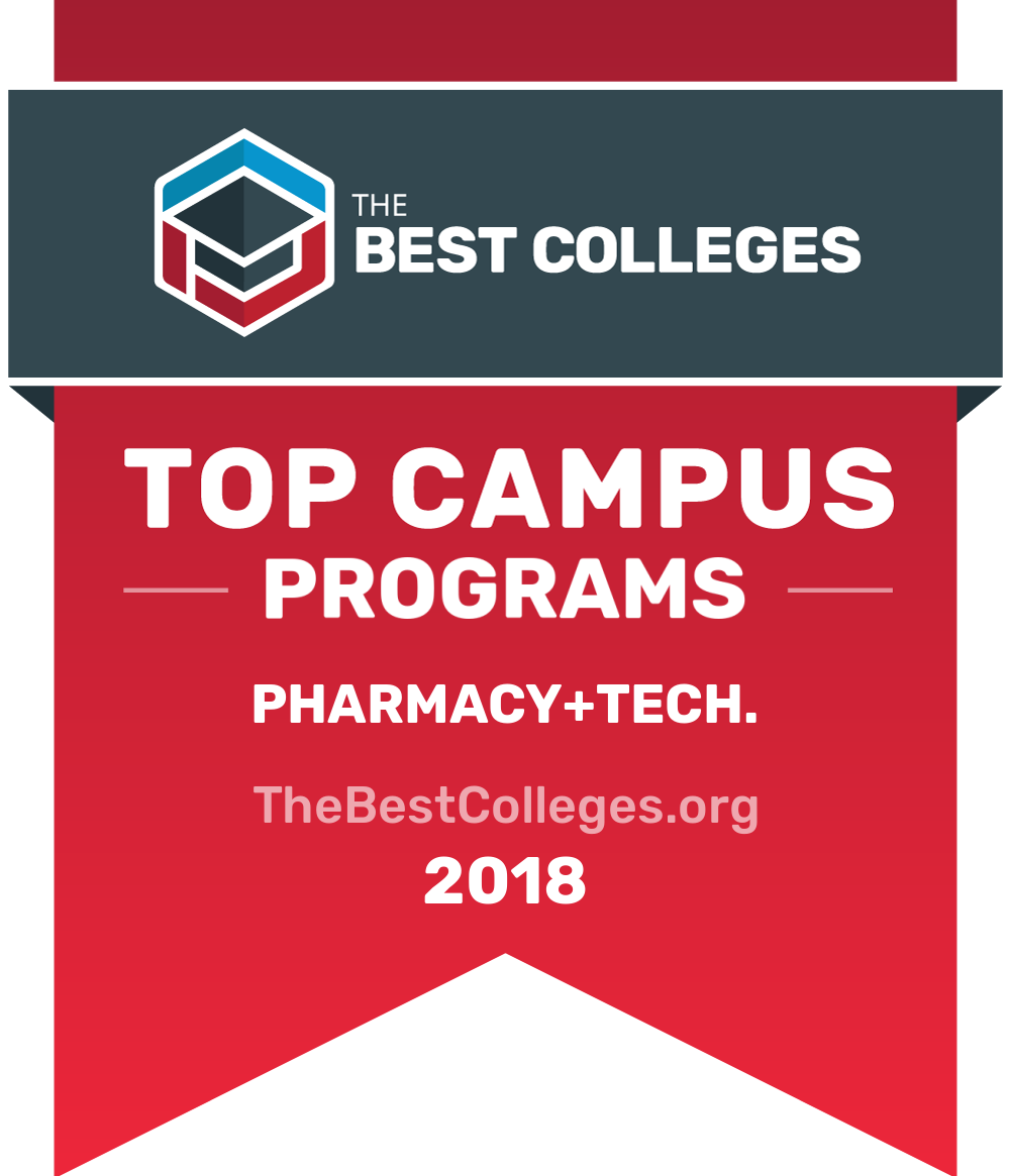 Top 50 Pharmacy Technician Programs