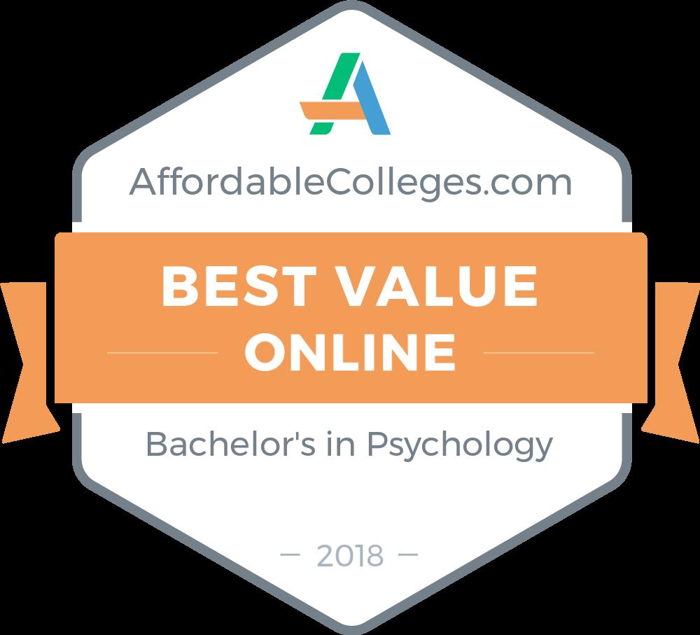 50 Affordable Online Psychology Degrees For 2018
