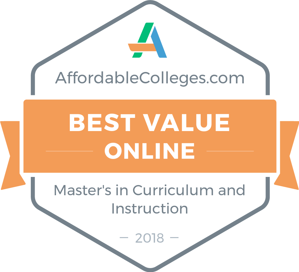 25 Affordable Online Masters Degrees In Curriculum And Instruction