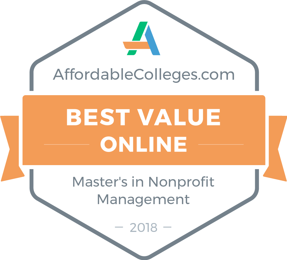 affordable online masters degrees in nonprofit management