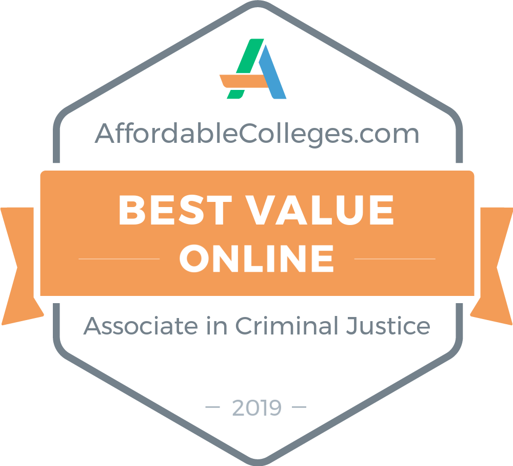Affordable Online Criminal Justice Associate Degrees for 2018