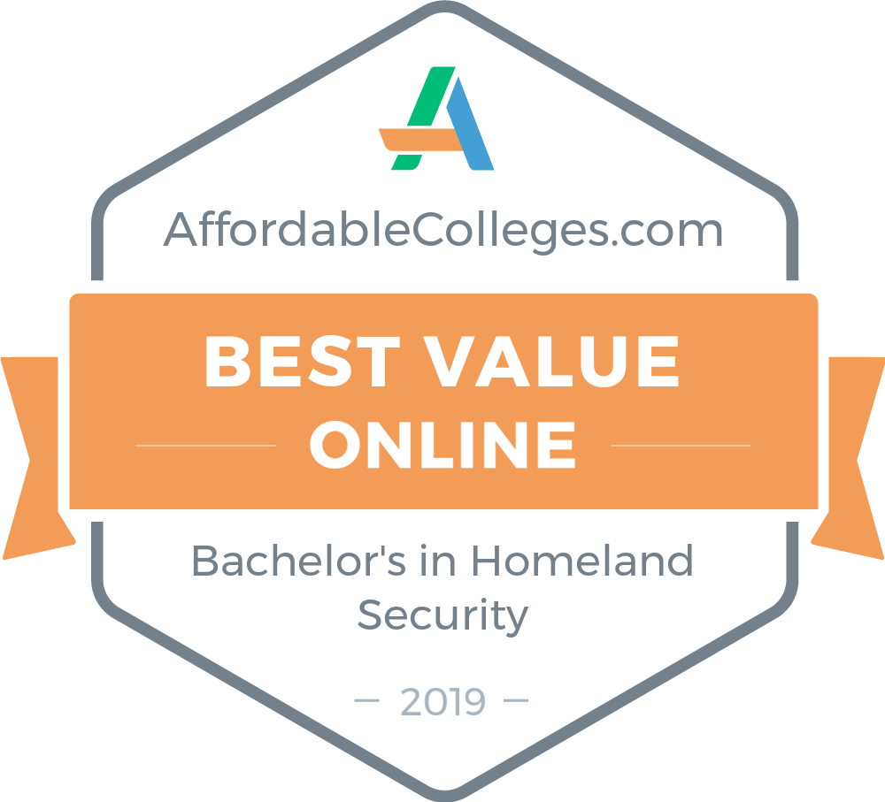 Homeland Security Degree >> 15 Affordable Online Homeland Security Degrees For 2018