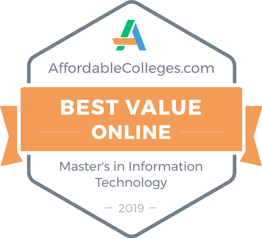 50 Affordable Online Master's Degrees in Information Technology