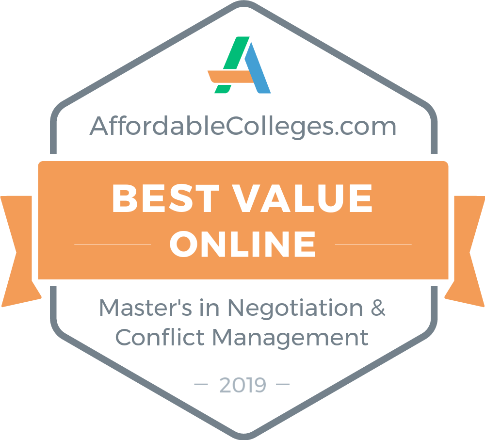 15 Affordable Online Master's Degrees in Negotiation & Conflict