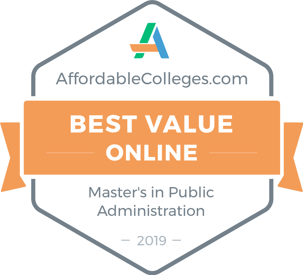 50 Affordable Online Master S In Public Administration Programs