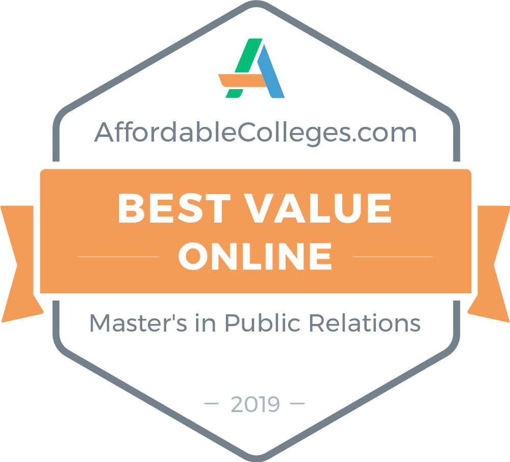 10 Affordable Online Master's in Public Relations Degrees