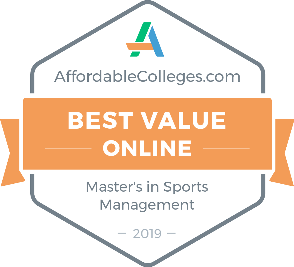 30 Affordable Online Master's of Sports Management Degrees