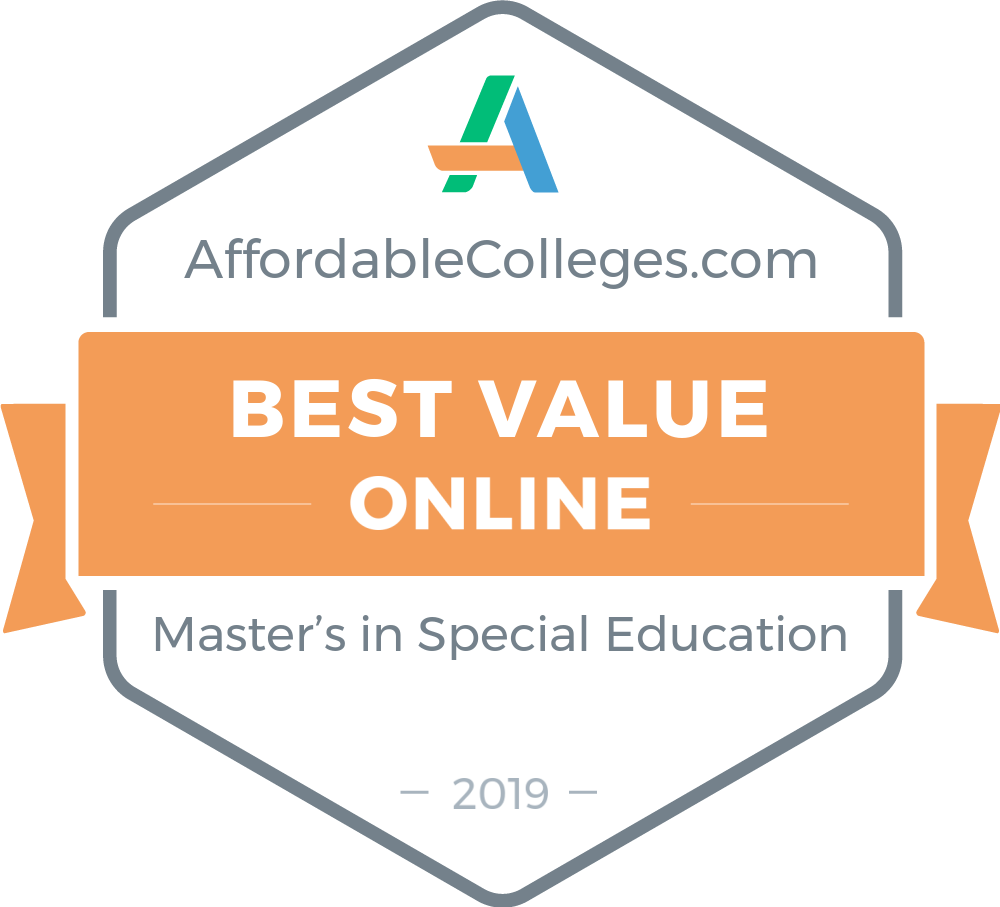 50 Affordable Online Master's Degrees in Special Education