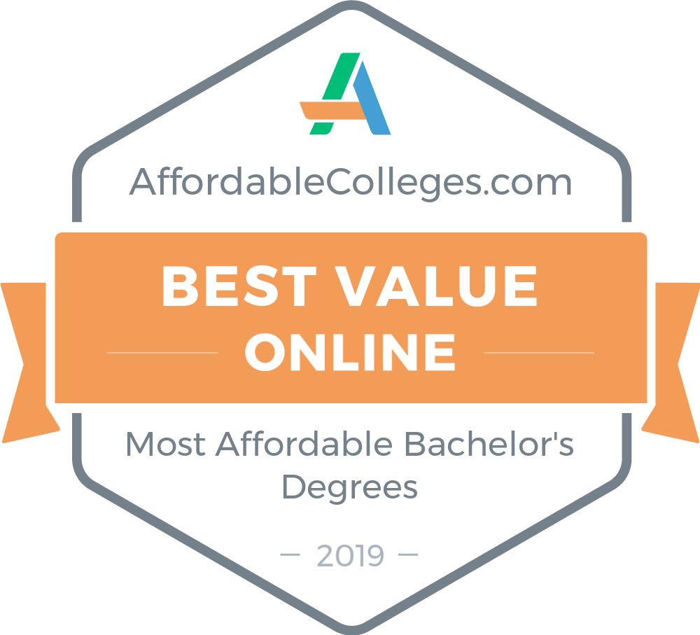 50 Most Affordable Online Bachelor's Degrees | AffordableColleges com
