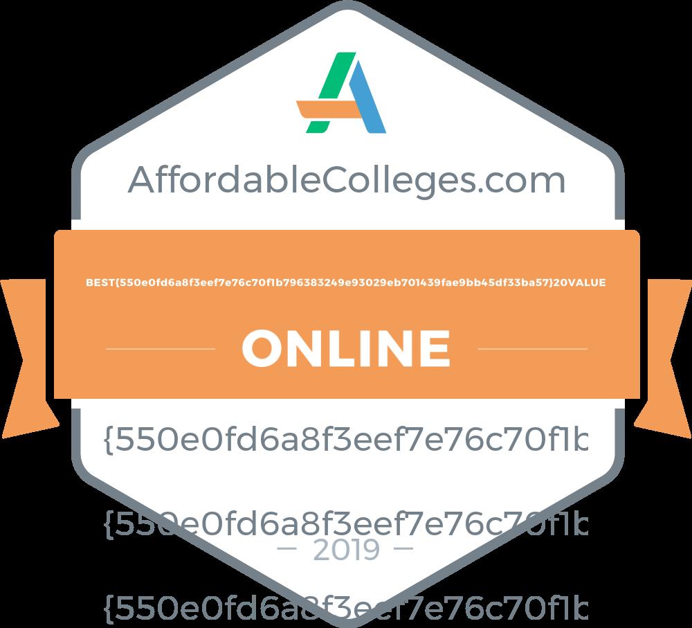 Best Associate Degrees 2019 50 Most Affordable Online Associate Degrees for 2018