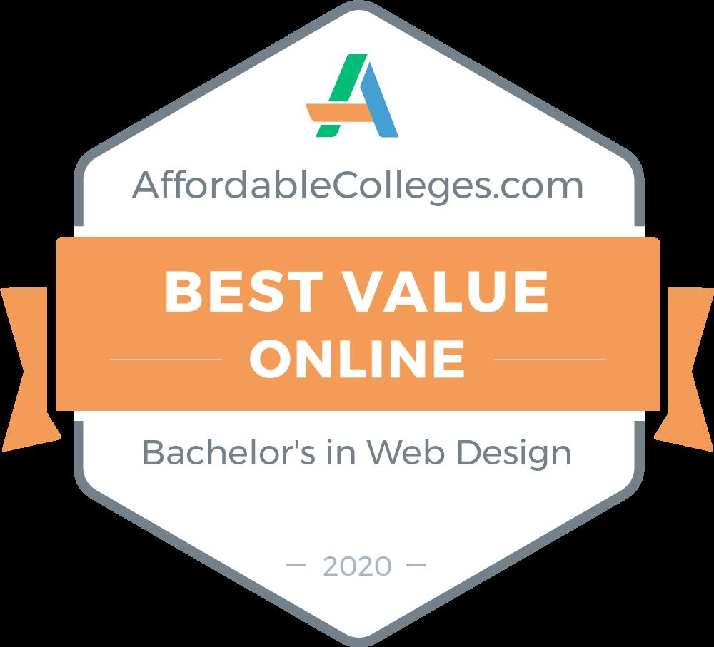 Most Affordable Online Web Design Degrees Affordablecolleges Com
