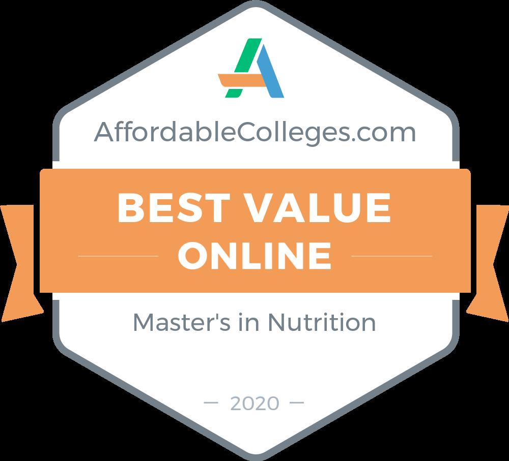 Nutrition Sciences Degrees