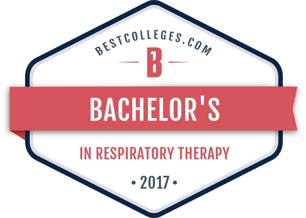 The Best Online Bachelor\'s in Respiratory Therapy Programs of 2017