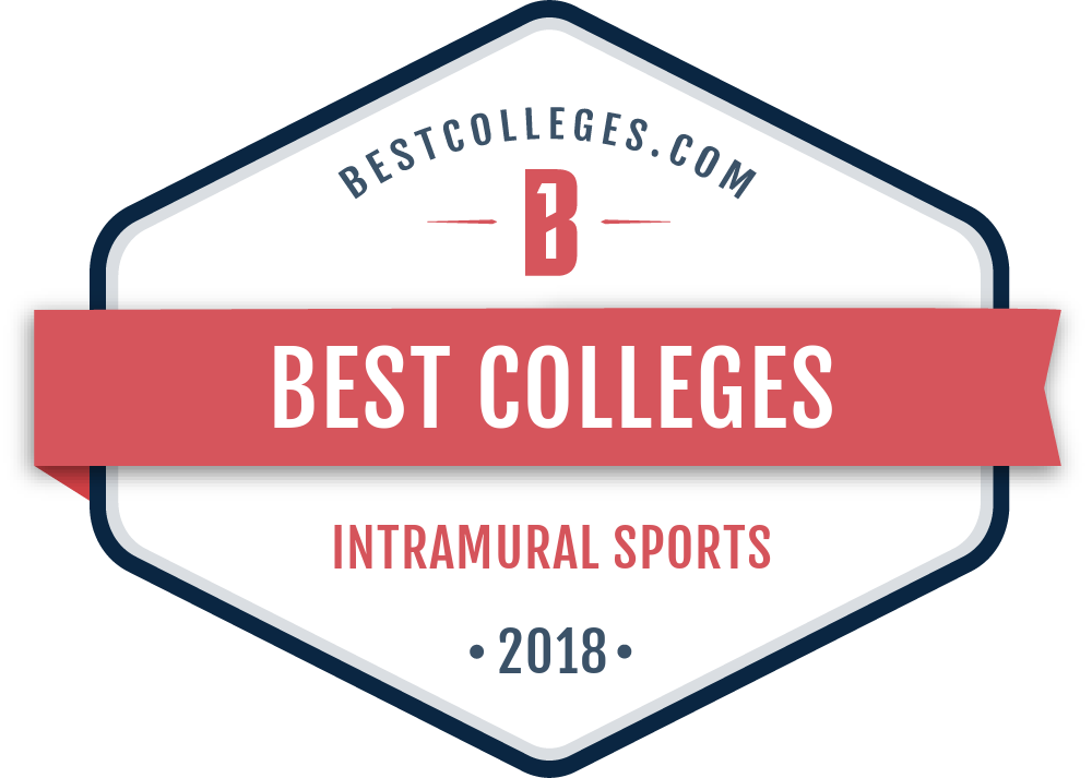 The 50 best intramural sports programs bestcolleges best colleges stopboris Choice Image