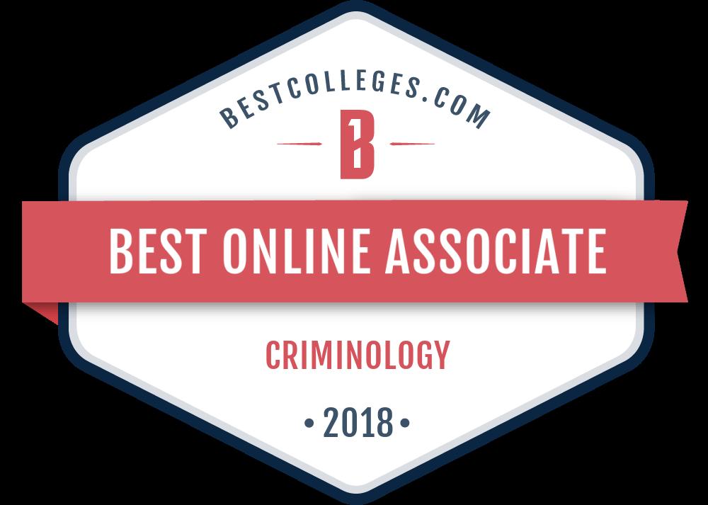 The best online associate in criminology programs of 2018 best online associate fandeluxe Gallery