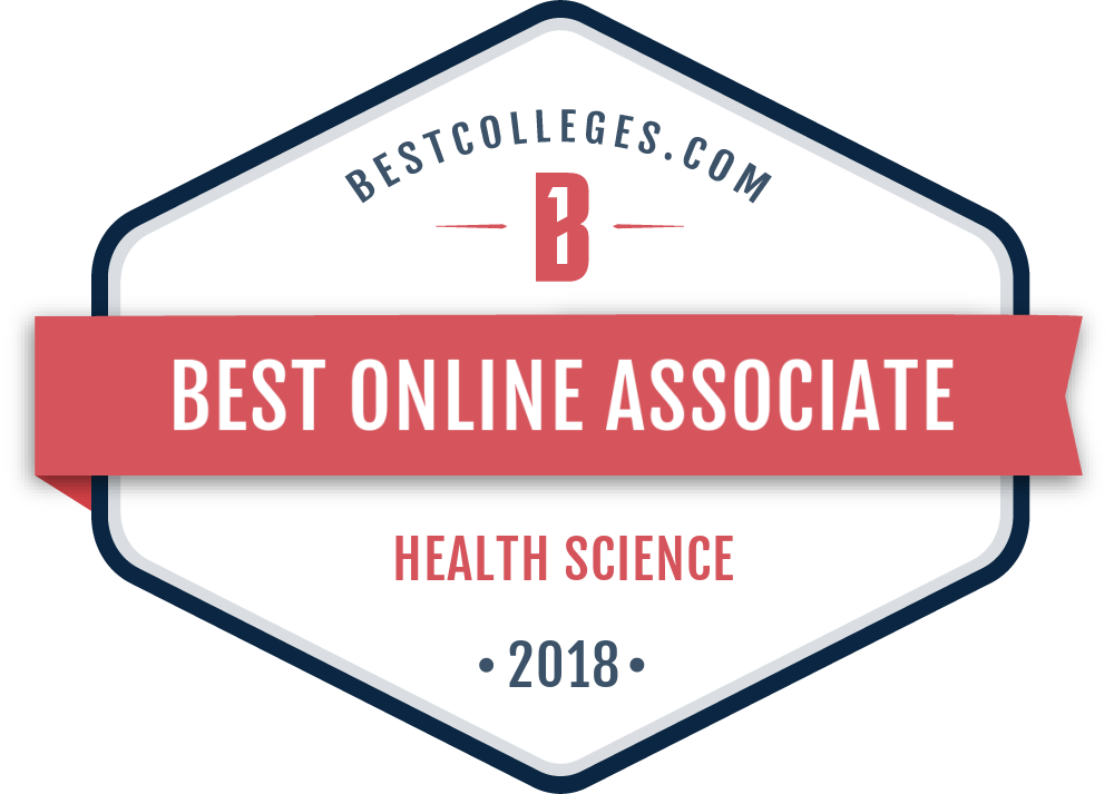 The Best Online Associate in Health Science Programs for 2018