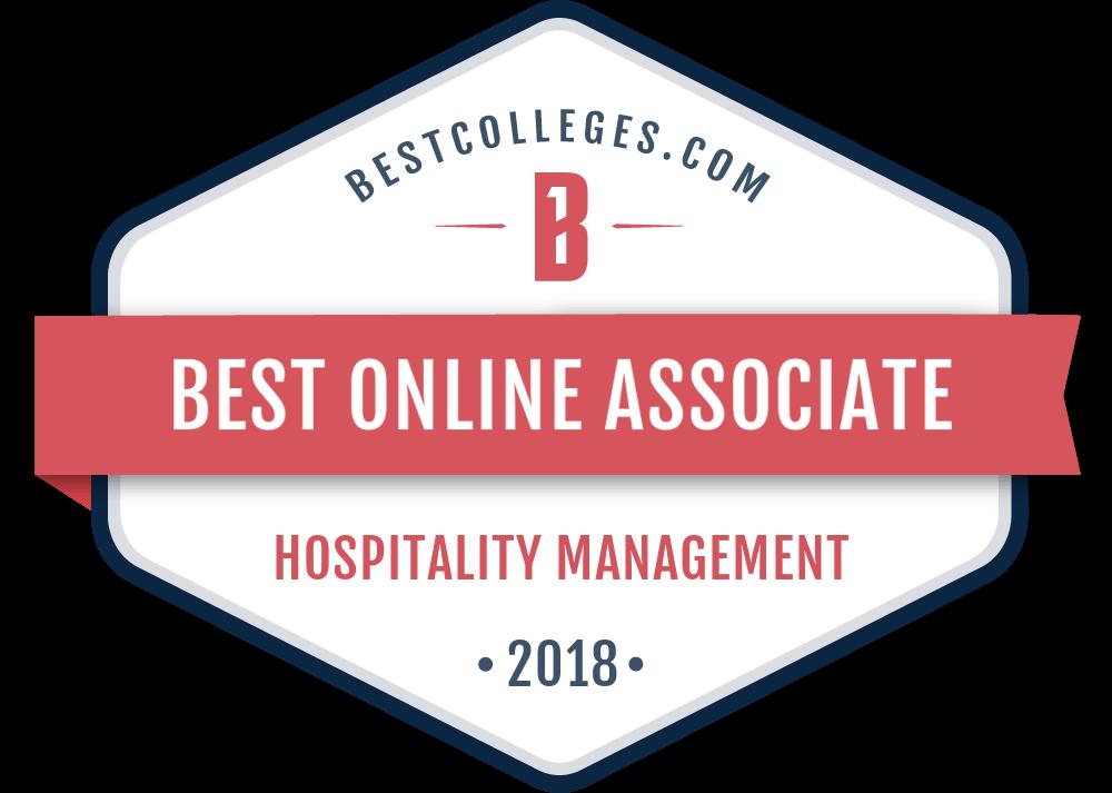 Best 25 Online Associate In Hospitality Management Programs For 2018