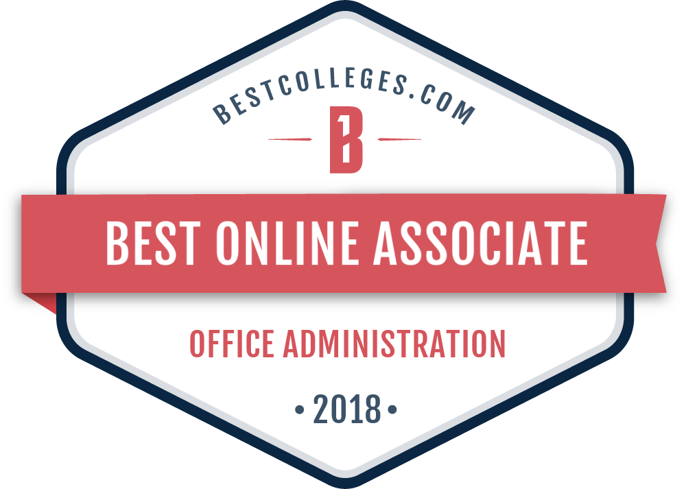 The Best Online Associate In Office Administration Programs For 2018