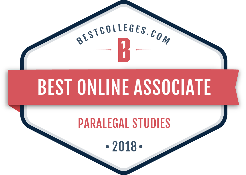 The Best Online Paralegal Programs of 2018