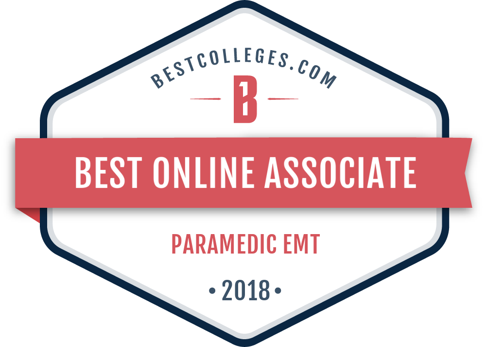 The Best Online Paramedic Programs Of 2018 Bestcolleges