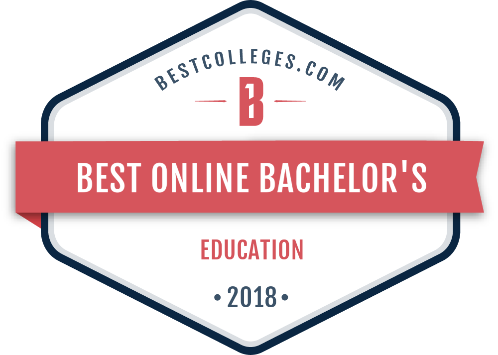 The best online teaching degree programs for 2018 best online bachelors fandeluxe Images