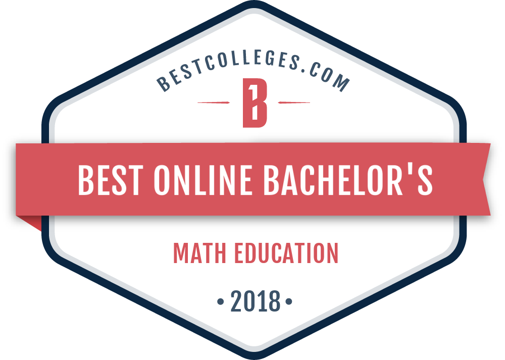 The Best Online Math Education Degree Programs for 2018