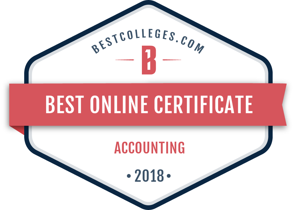 The Best Online Graduate Certificate in Accounting Programs of 2018