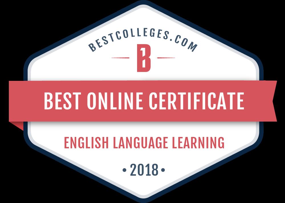 The Best Online ESL Certificate Programs of 2018 | BestColleges.com