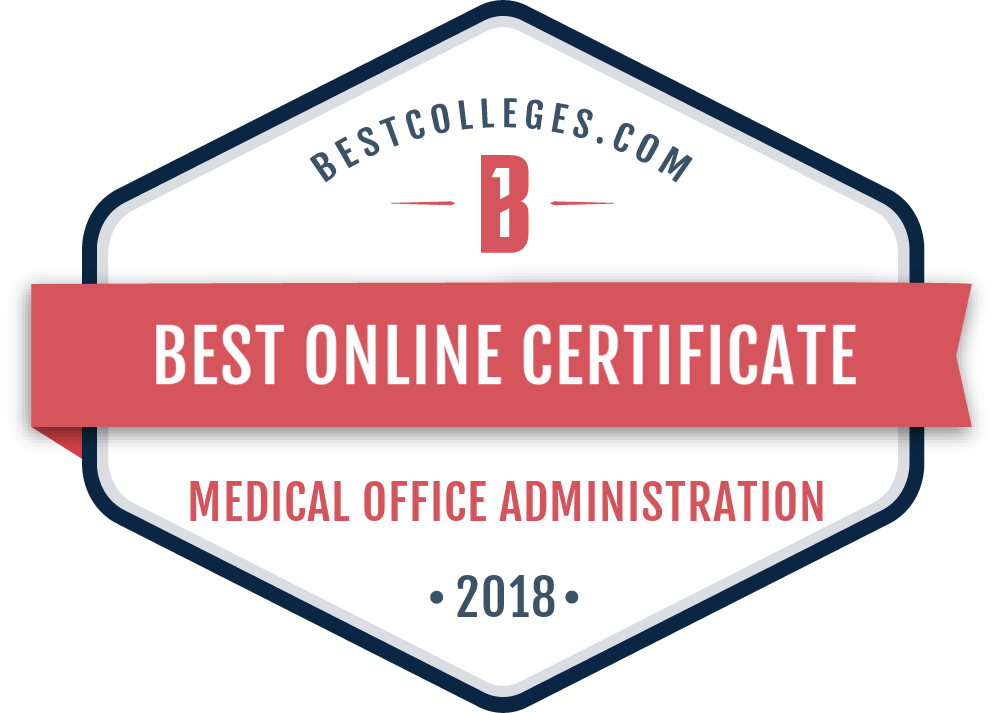 Best Online Certificate in Medical Office Administration Programs ...