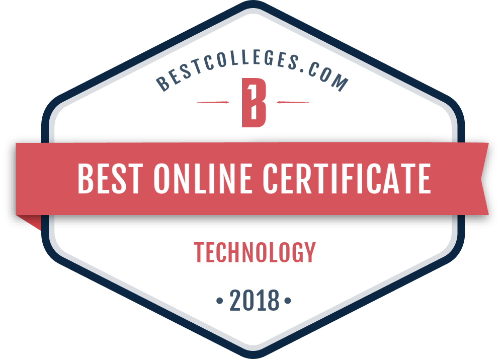 The Best Online Technology Certificate Programs Of 2018
