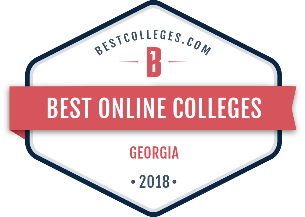 The 25 Best Online Colleges in Georgia for 2018