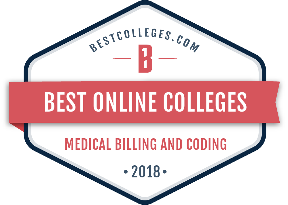 The best online medical billing and coding programs for 2018 see methodology get ranking seal fandeluxe Choice Image