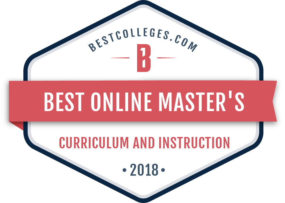 Best 50 Online Masters In Curriculum And Instruction Bestcolleges