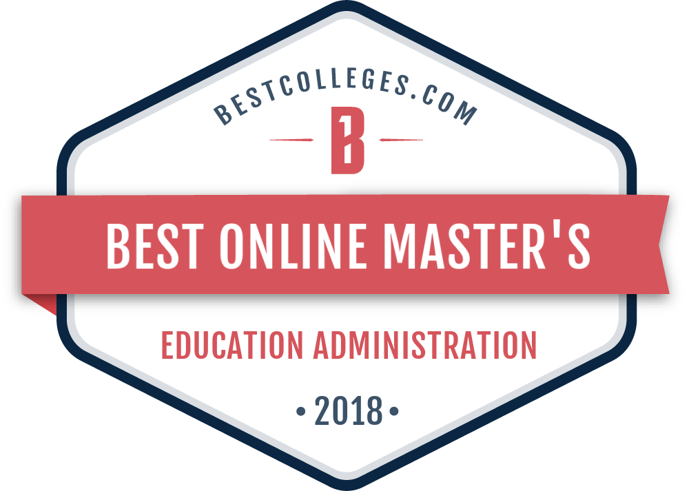 50 Best Online Masters In Education Administration Programs For 2018