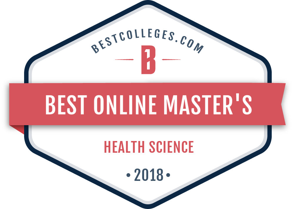 The Best Online Master\'s in Health Science Programs of 2018