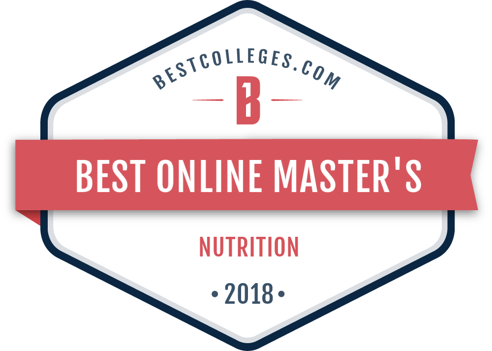 Best Online Masters In Nutrition Programs For 2018