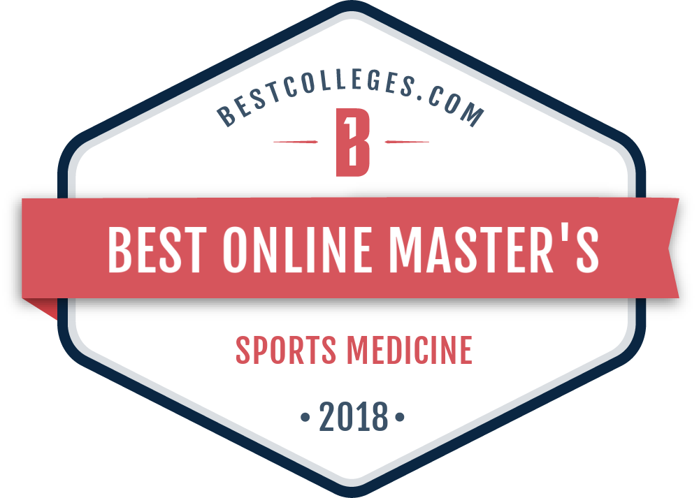 25 Best Online Master\'s in Sports Medicine for 2018 | BestColleges.com