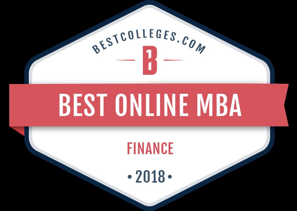 The 50 Best Online Mba In Finance Programs Of 2018