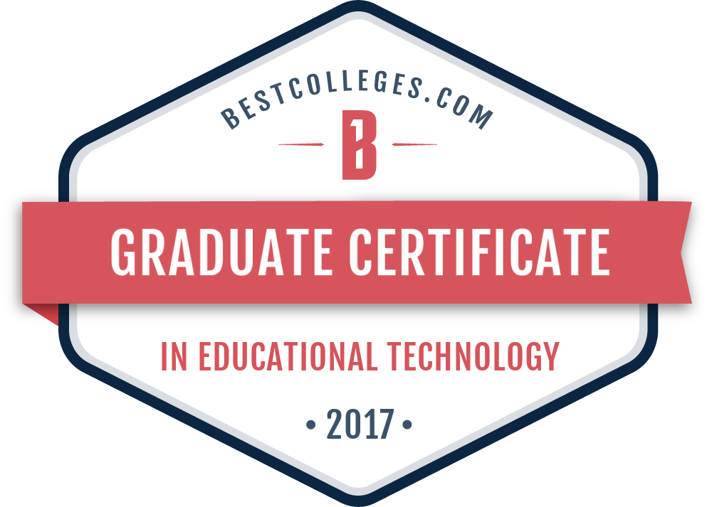 The Best Online Graduate Certificate In Educational Technology