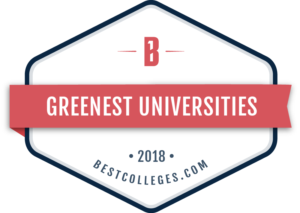 Greenest Universities