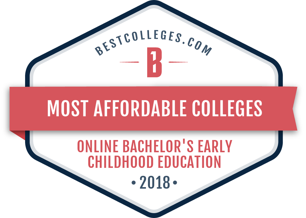 The Most Affordable Online Early Childhood Education Programs Of 2018