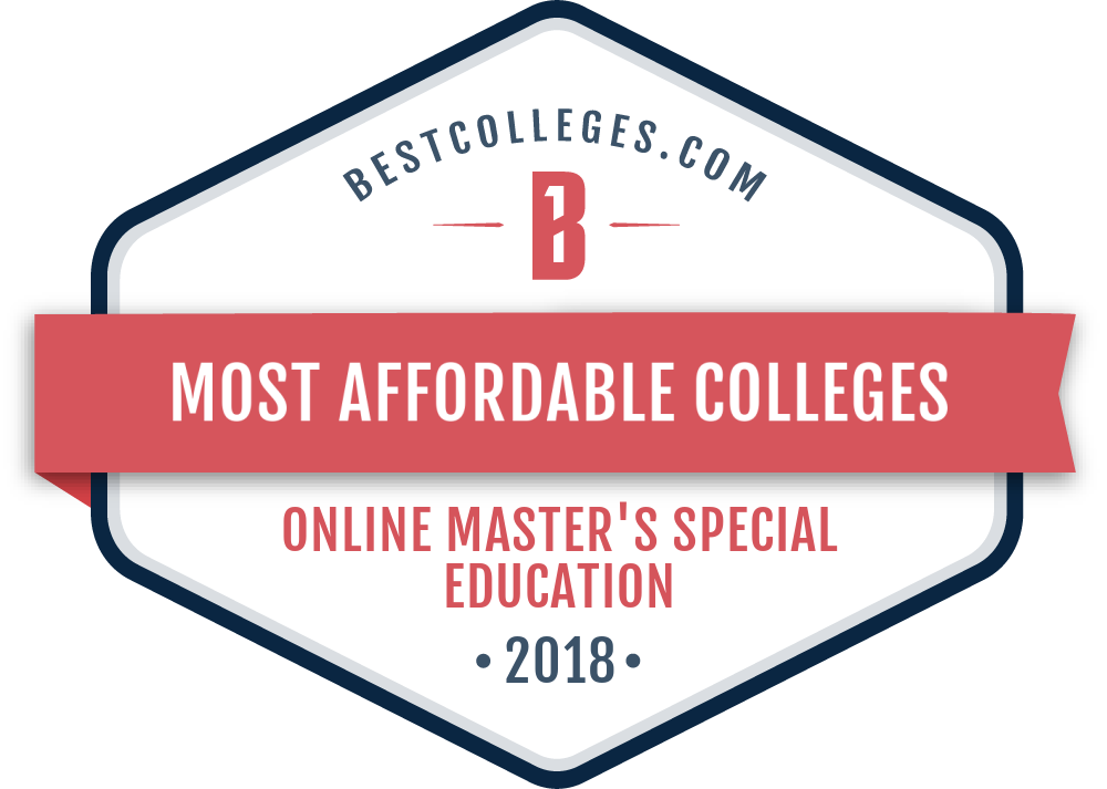 The Most Affordable Online Masters In Special Education Degrees Of 2018